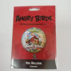 """Folinis  balionas """"ANGRY BIRDS"""""""