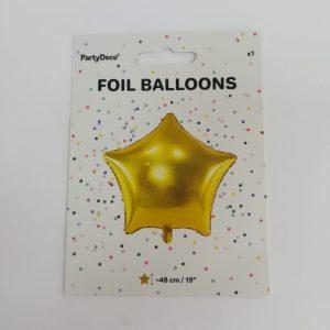 """Folinis balionas """"AUKSINĖ ŽVAIGŽDĖ"""
