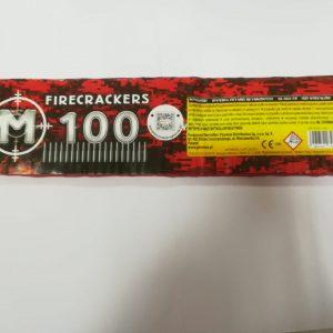 """Traškantis kilimėlis """"M100"""" 100 šūvių"""